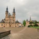 Dom St. Salvator zu Fulda - Sehenswürdigkeiten an der Fulda
