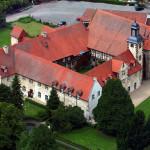 Kloster Haydau - Sehenswürdigkeiten an der Fulda