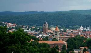 Bad Hersfeld - Städte an der Fulda