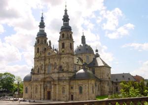 Fuldaer Dom - Städte an der Fulda
